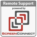 Connect to ScreenConnect for Remote Support