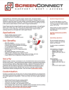 ScreenConnect Datasheet